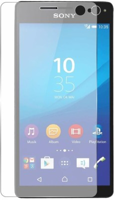 Molife SONY C4 Tempered Glass for Sony Xperia C4