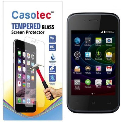 Casotec 2610885 Tempered Glass for Micromax Bolt D200