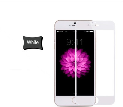 JustX TG-FC-i6W Tempered Glass for Apple iPhone 6