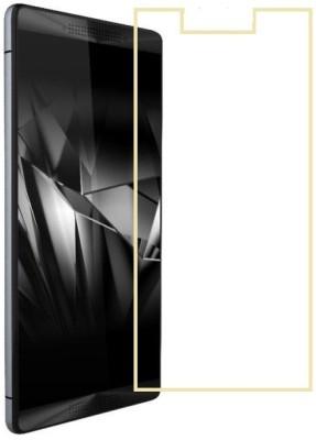 Belmark Tempered Glass Guard for Micromax Canvas Fire 4G Plus Q412