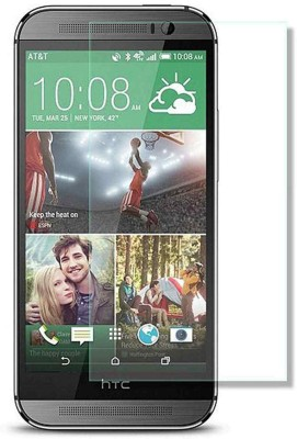 Digicube TG-58 Premium Quality Ultra Clear Tempered Glass for HTC One E8