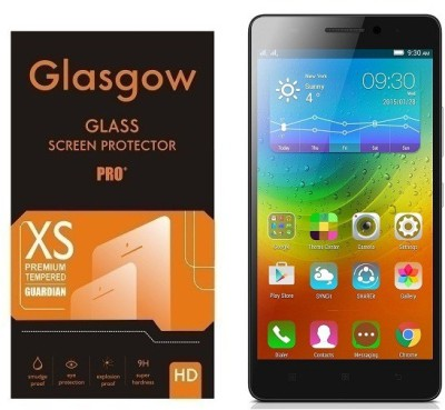 Glasgow XD 54 2.5D Curve Edge Tempered Glass for Lenovo K3 Note