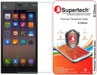 Supertech Tempered Glass Guard for Xiaomi Mi3