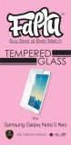 Faltu TGNote3Neo Tempered Glass for Sams...