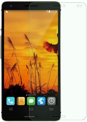 TopNotch 22-2.5D Curved Pack Of 2 Tempered Glass for InFocus M350