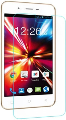Mobicloths Q414 Tempered Glass for Micromax canvas Blaze 4g plus