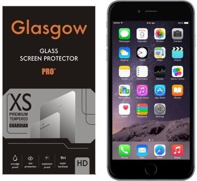 Glasgow AK Ultra Clear HD Tempered Glass for Apple iPhone 6 Plus