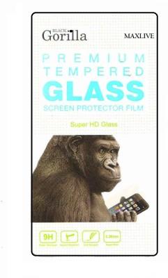 Maxlive MOT004 Tempered Glass for Moto G 2