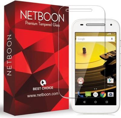 NETBOON Tempered Glass Guard for Motorola Moto E (2nd gen)