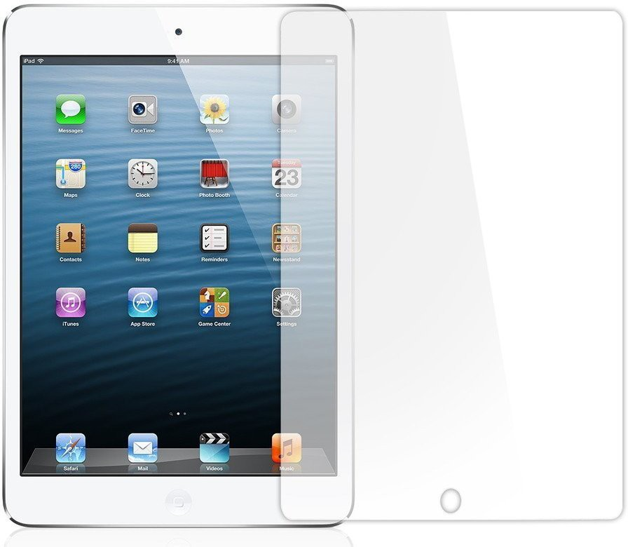 Nukkads Tempered Glass Guard for Apple iPad Air