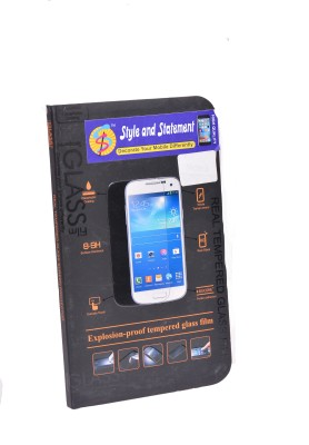 style and statement samsung J7 Tempered Glass for sams,