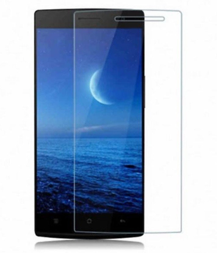 Unix Tempered Glass Guard for Oppo Joy Plus