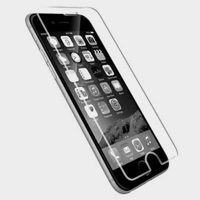 TG Shoppers Tempered Glass Guard for Apple iPhone 6 Plus
