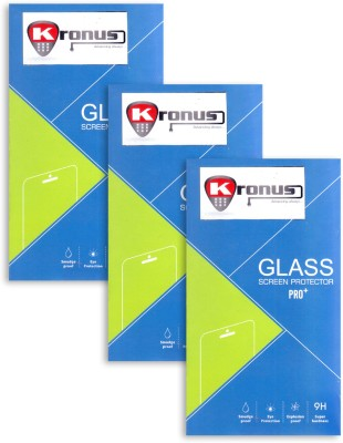 Kronus Tempered Glass Guard for Sony Xperia C3 Dual