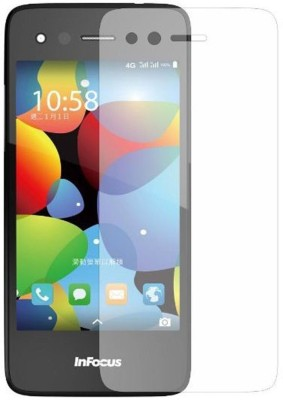 Happoz Tempered Glass Guard for Infocus M330