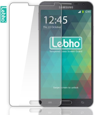 Lebho SGNOT3Neo Tempered Glass for Samsung Galaxy Note3 Neo