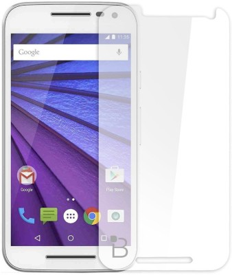 Exclusive Luks Tempered Glass Guard for Moto G Turbo