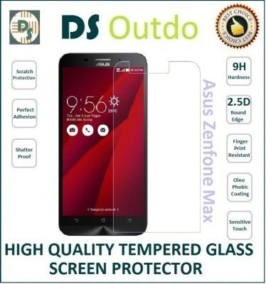 Outdo Asus Zenfone Max High Quality Premium Tempered Glass Tempered Glass for Asus Zenfone Max