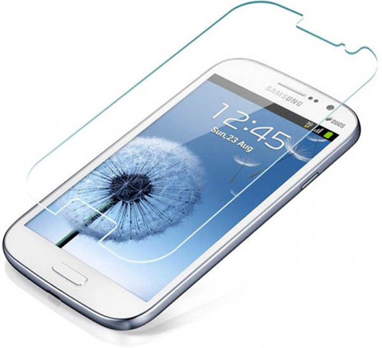 S-Model Tempered Glass Guard for Samsung Galaxy S Duos- S7562