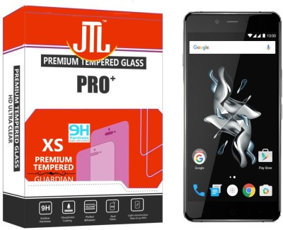 JTL HD Ultra Clear Tempered Glass 94 Tempered Glass for Oneplus X