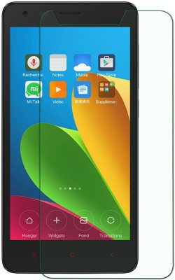 Aarushi Telecom Tempered Glass Guard for Xiaomi Redmi 2