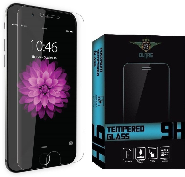 Outre Tempered Glass Guard for Iphone 7 Plus