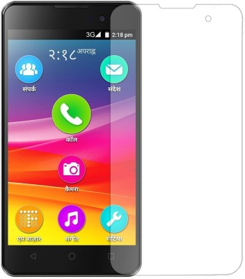 Elecsys F-24 High Quality scratch Proof Pack Of 2 Tempered Glass for Micromax Canvas Spark 2