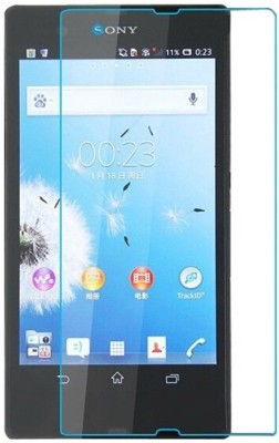 JKEnterprises Tempered Glass Guard for SONY XPERIA L