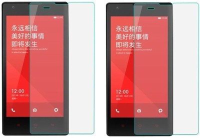 Deparq Tempered Glass Guard for Xiaomi Redmi Note Prime