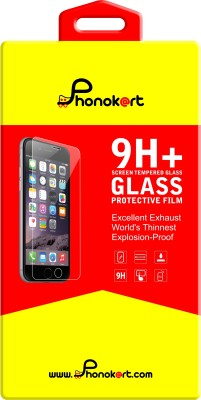 Phonokart PKTGSGS4 Tempered Glass for Samsung Galaxy S4