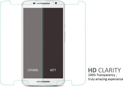 MTT Tempered Glass Guard for Motorola Moto X Play
