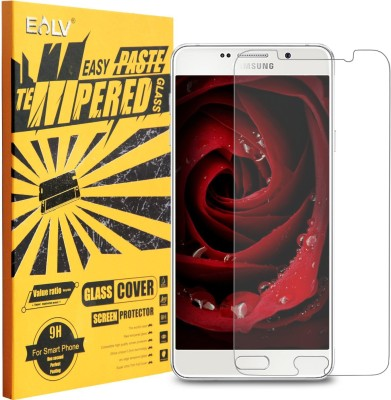 E LV GLASS-SP-A7-2016 Tempered Glass for Samsung Galaxy A7 (2016)
