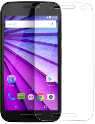 Sun Mobisys MotoG3_Glass_Clr Tempered Glass for Motorola Moto G3
