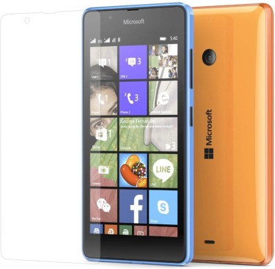 Bidas N540-Best Quality With Hd Clearance Tempered Glass for Nokia Lumia 540