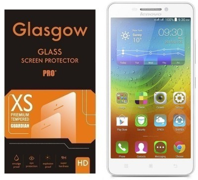 Glasgow XD 32 9H Surface Hardness Tempered Glass for Lenovo A5000