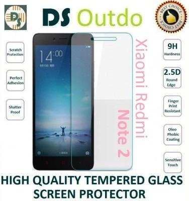 Outdo Tempered Glass Guard for Xiaomi Redmi Note 2