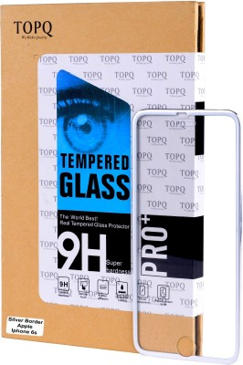 TopQ Tempered Glass Guard for Apple Iphone 6s