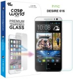 Case World Tempered Glass Guard for HTC ...