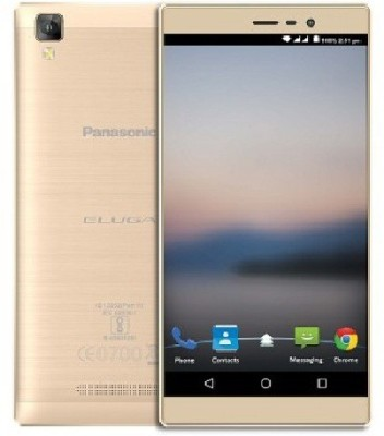 Abovenbeyond Tempered Glass Guard for Panasonic Eluga A2