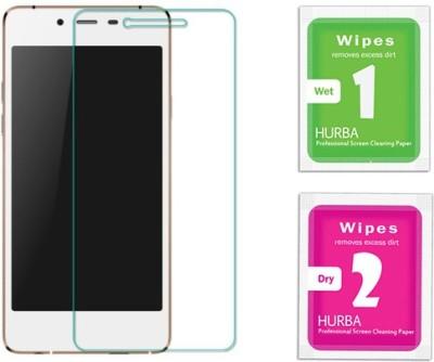 Hurba MC450 Tempered Glass for Micromax Giftico Silver 5 Q 450