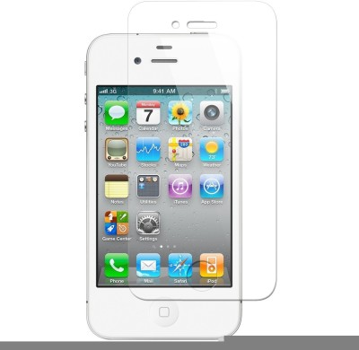 Tingtong Tempered Glass Guard for Apple iPhone 4, Apple iPhone 4S