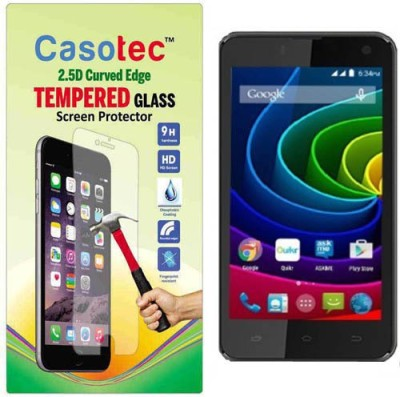 Casotec 2610918 Tempered Glass for Micromax Bolt Q336
