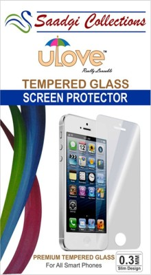 Saadgi Collections SonyXperia(C5Ultra)TG01 Tempered Glass for Sony Xperia C5 Ultra