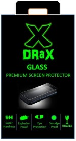 Drax Tempered Glass Guard for Samsung Galaxy Note N7000