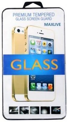 Maxlive 212 Tempered Glass for Intex Aqua Life 3