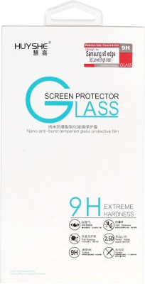 TeckTemple Tempered Glass Guard for Samsung Galaxy S6 Edge