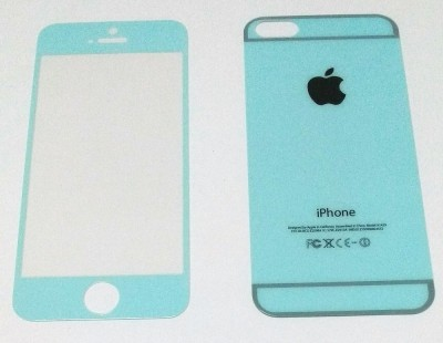 Defunct DEFTG5S010 Tempered Glass for Apple iPhone 5, 5s