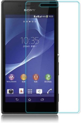 Easo India Sony Xperia M2 Tempered Glass for Sony Xperia M2