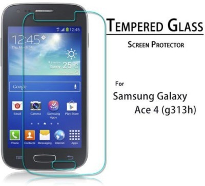Bidas GAL-Best Quality With HD Clearance Tempered Glass for Samsung Galaxy Ace 4 Lite G313