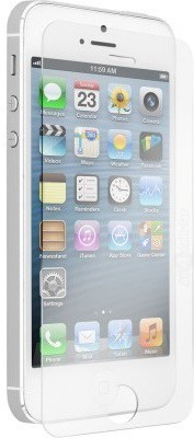 mobiworld4u TMPT_5s Tempered Glass for Apple iPhone 5s/5c